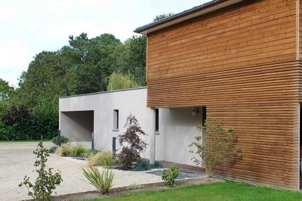 archiplus construit des maisons ossature bois. Black Bedroom Furniture Sets. Home Design Ideas