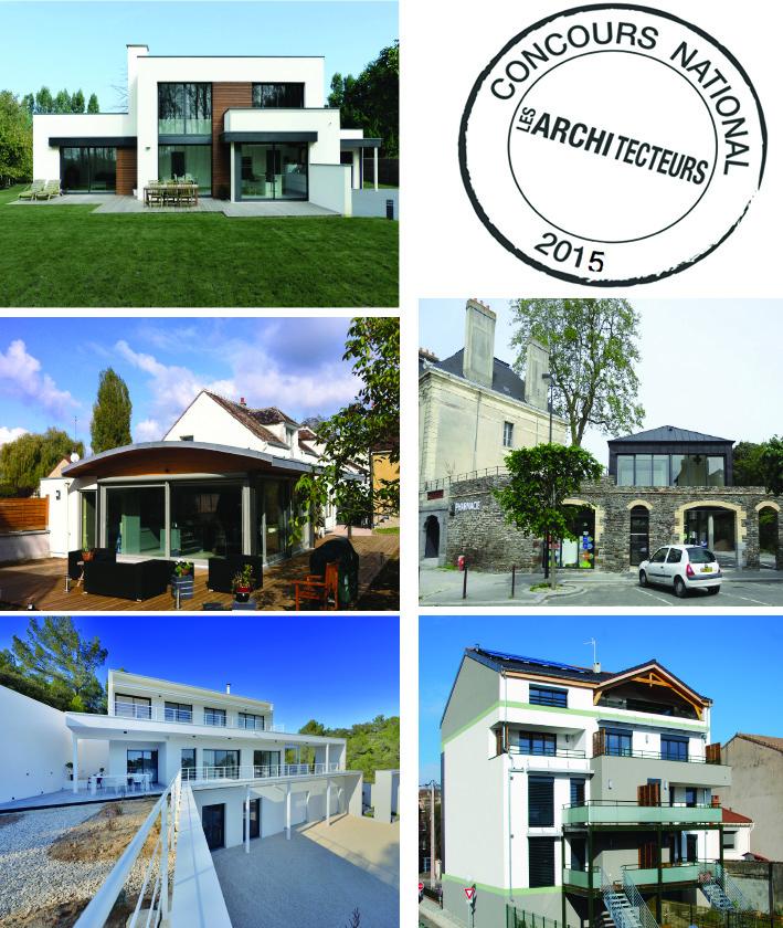 gagnants concours architecteurs 2015
