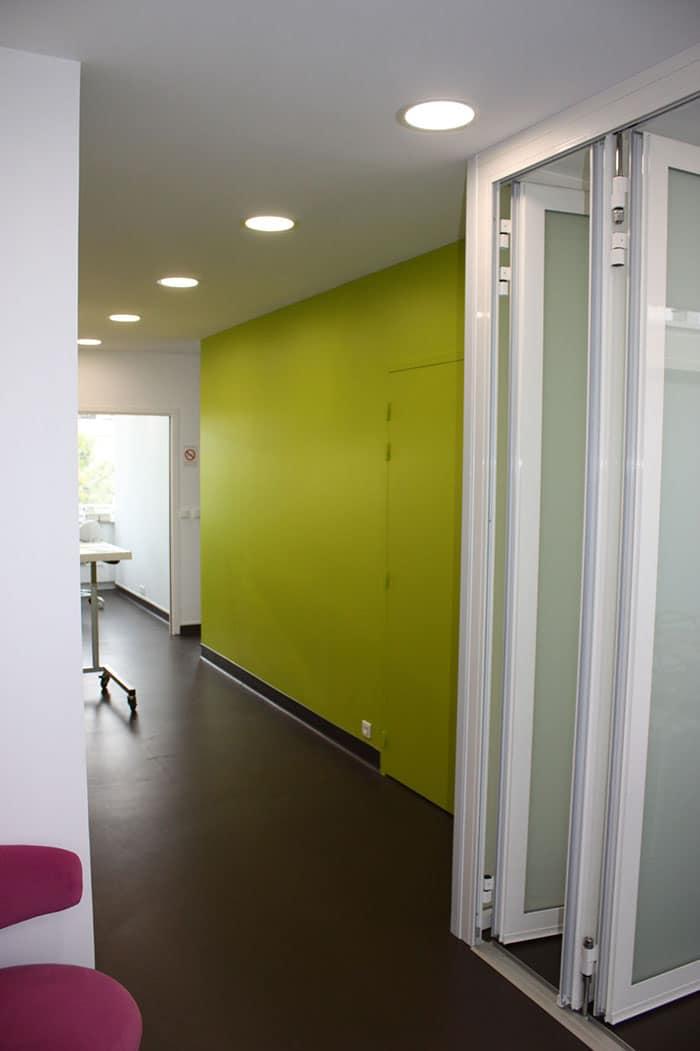 cabinet dentaire extension et amenagement en 2 phases. Black Bedroom Furniture Sets. Home Design Ideas