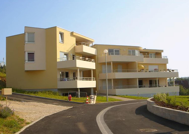 Logements bbc camelines les architecteurs for Demarche construction maison