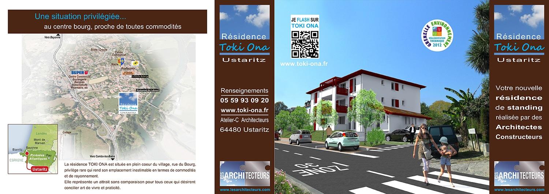 Residence Toko Ona Ustaritz