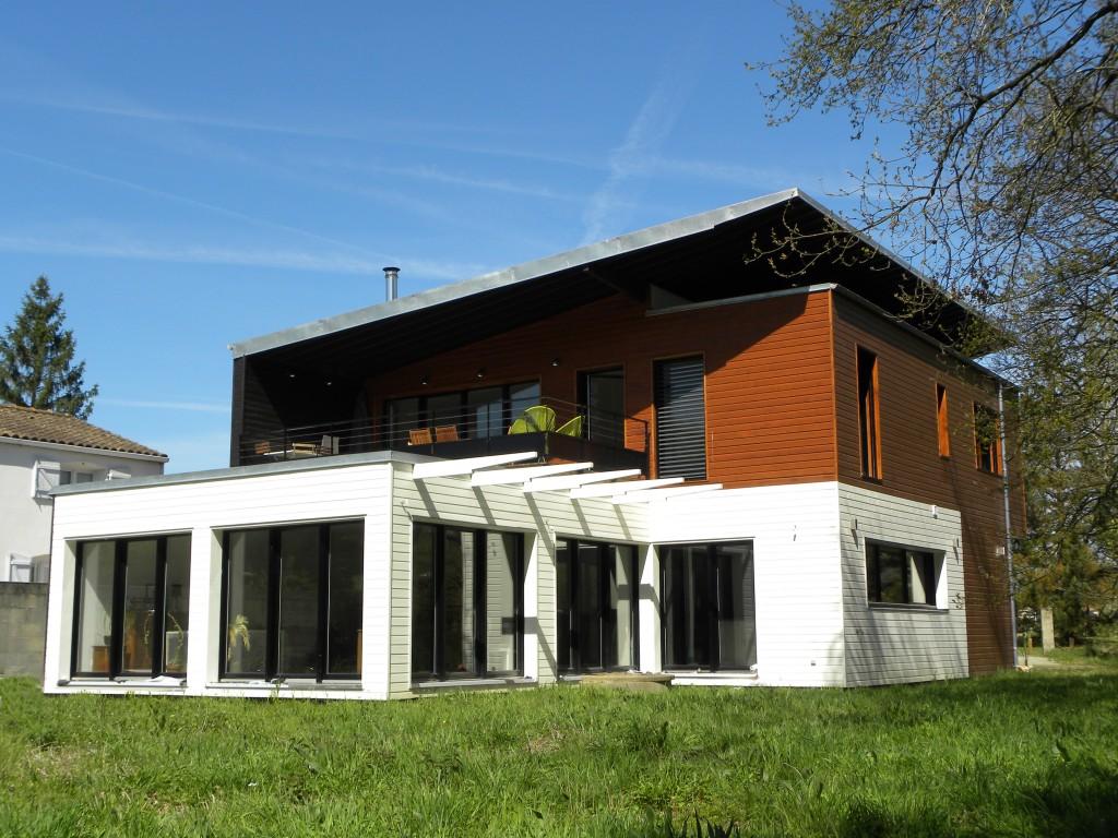 MOINARD_HAB_maison bois_LE LAC_Ext 1