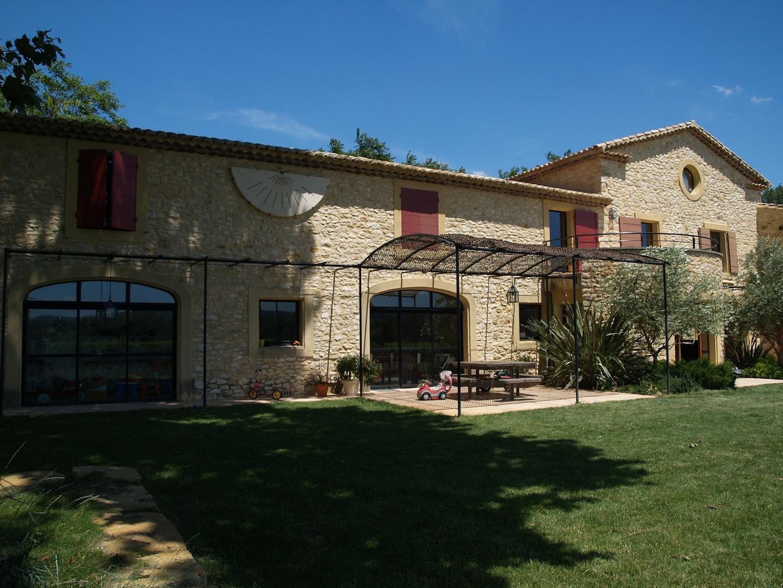 renovation maison vigneronne