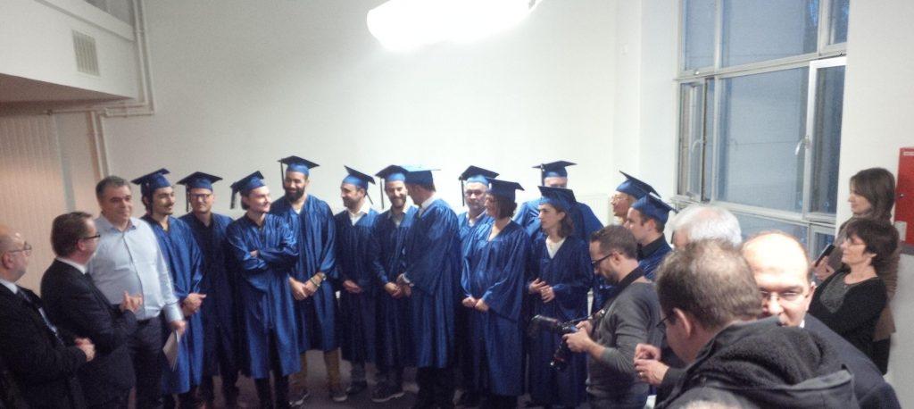 architecteurs promotion f pouillon remise diplomes